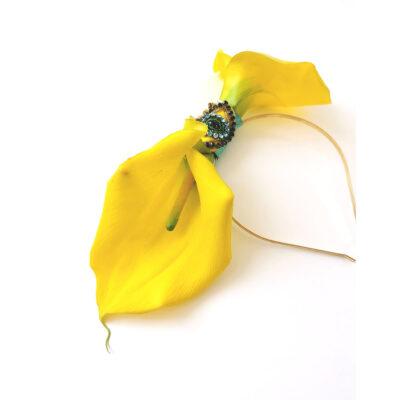 Headpiece Look like Yellow